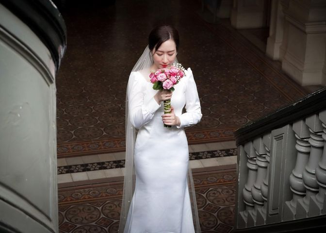 The Bridal Moment Marry