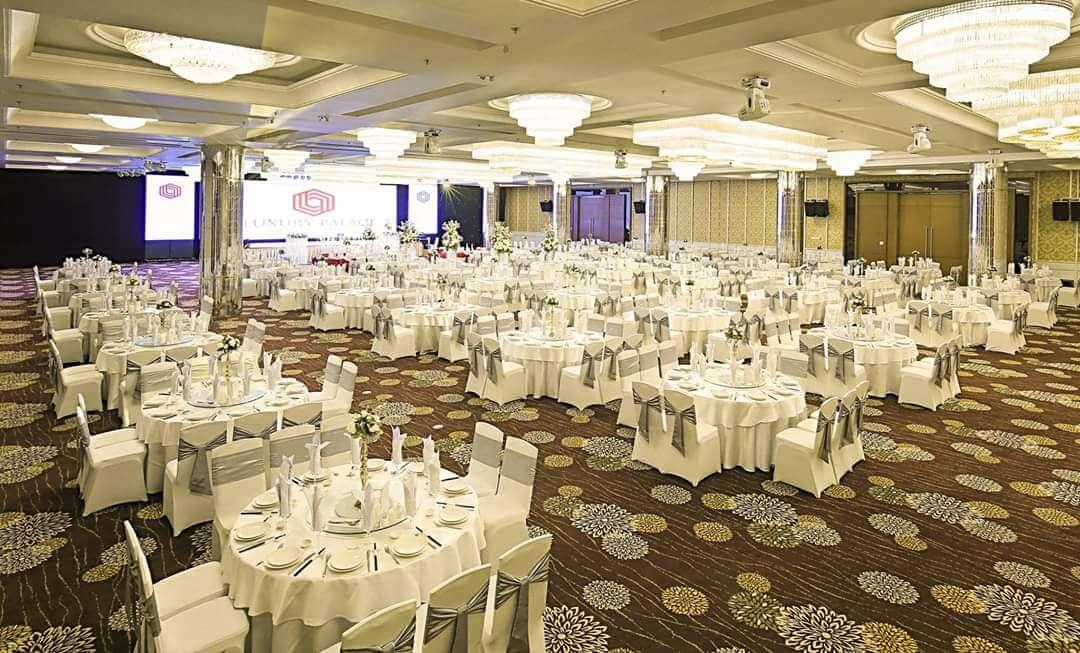 Trung Tâm Hội Nghị Tiệc Cưới Luxury Palace Marry
