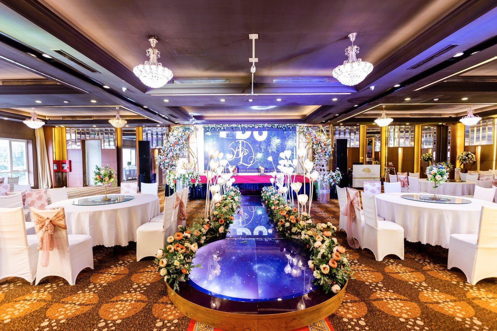 Trung tâm Tiệc Cưới và Sự Kiện New Day Palace Marry