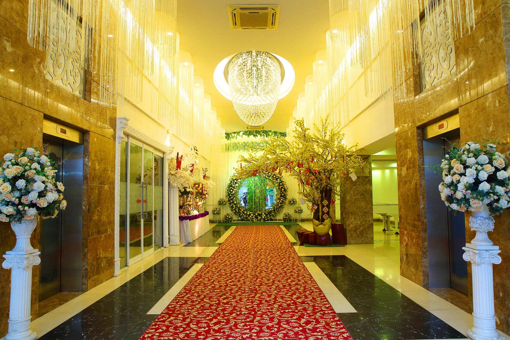 Trung tâm hội nghị tiệc cưới Vân Nghĩa Marry