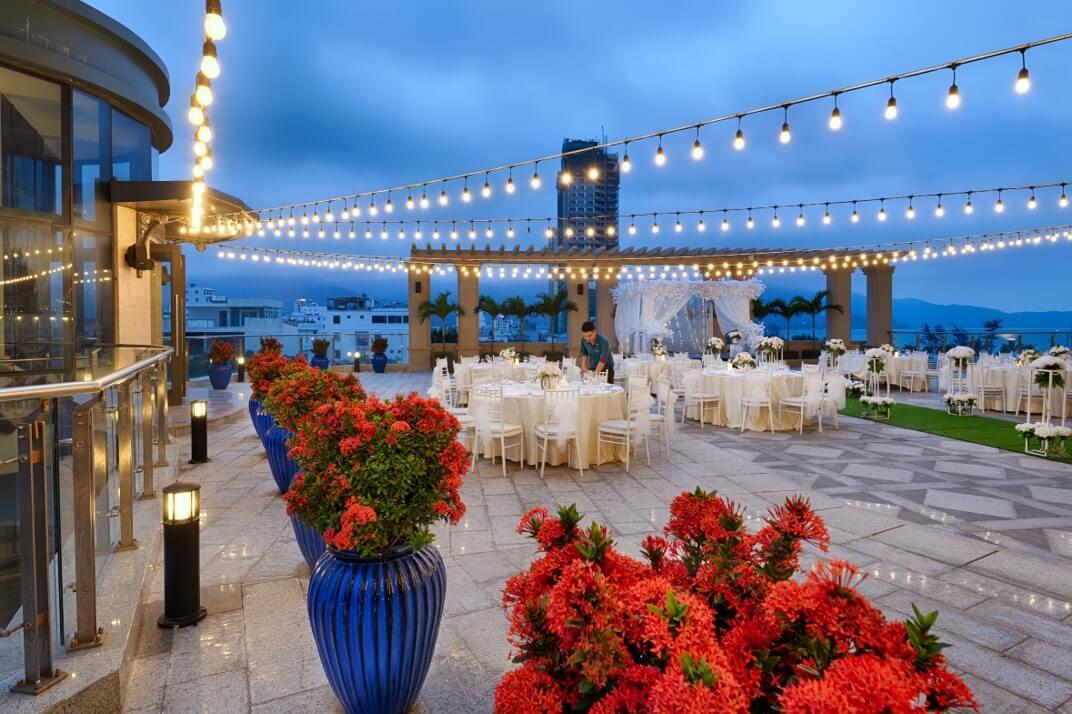 Trung tâm tiệc cưới Four Points by Sheraton Danang Marry