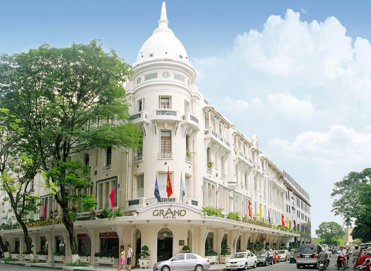 Hotel Grand Saigon Marry