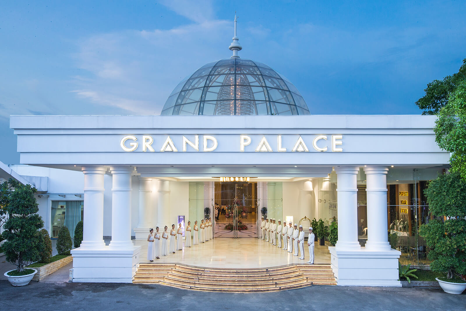 TTTC Grand Palace Marry
