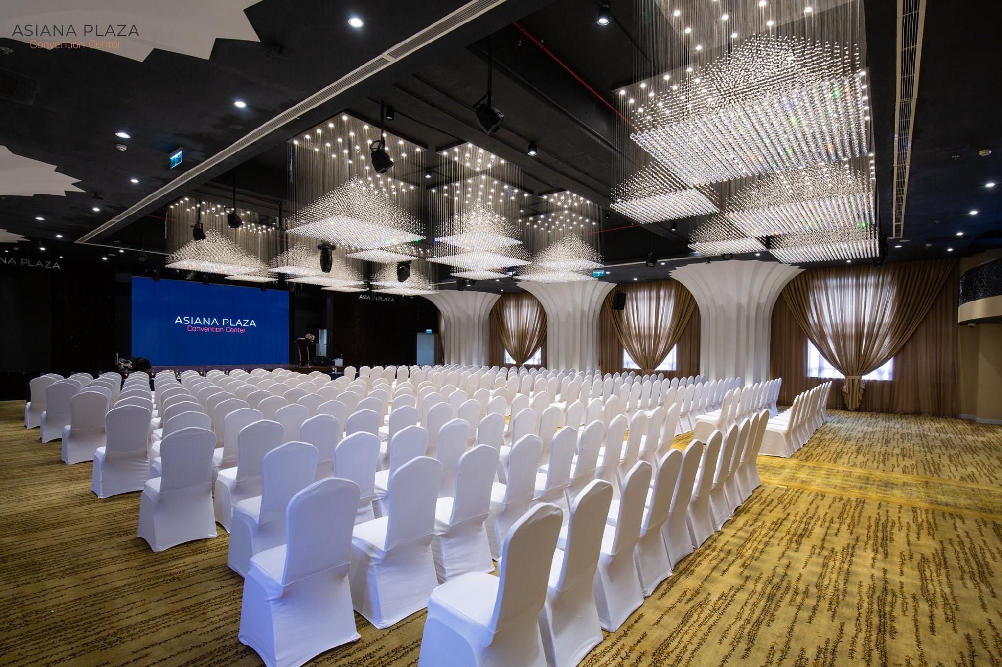 Trung tâm hội nghị Asiana Plaza Bình Thạnh Marry