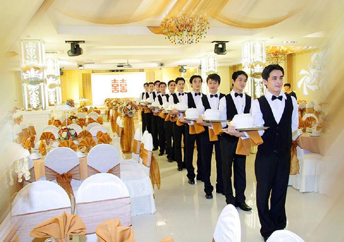 Lưu ý chọn nhà hàng tiệc cưới