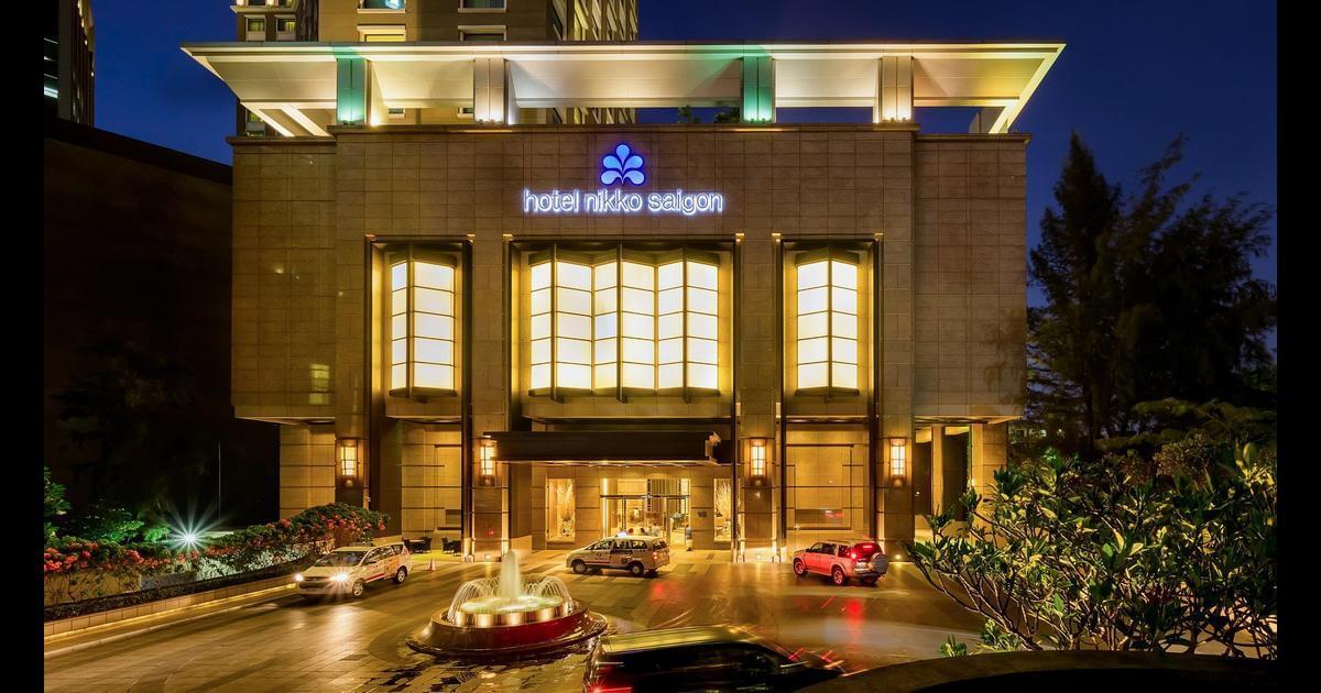 Hotel Nikko Saigon Marry