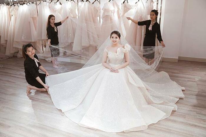 Lưu ý khi thuê áo cưới
