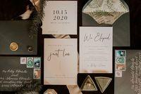 Những mẫu thiệp cưới độc đáo sẽ làm mưa làm gió trong mùa cưới 2022 - Blog Marry