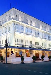Mặt tiền Hotel Continental Saigon