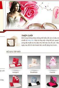 Cty In Màu Sắc chuyên Thiệp cưới tại Thành phố Hồ Chí Minh - Marry.vn