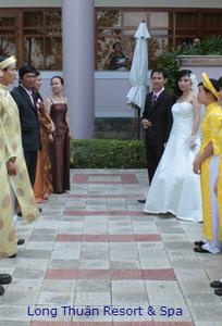 Long Thuan Resort chuyên Nhà hàng tiệc cưới tại Ninh Thuận - Marry.vn