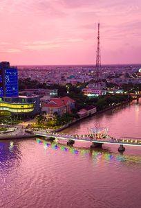 Ninh Kiều Riverside Hotel chuyên Nhà hàng tiệc cưới tại Cần Thơ - Marry.vn