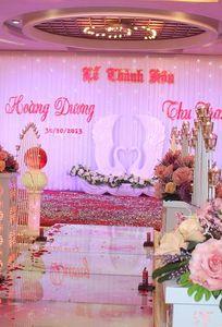 Khu dịch vụ du lịch Sinh Thái Âu Cơ chuyên Nhà hàng tiệc cưới tại Tỉnh Hải Dương - Marry.vn