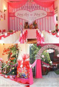 Dịch vụ trang trí cưới hỏi Tuấn Hiền chuyên Nghi thức lễ cưới tại Thành phố Đà Nẵng - Marry.vn