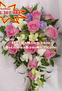 Shop Hoa Tươi ĐẠM NHÃ chuyên Hoa cưới tại  - Marry.vn