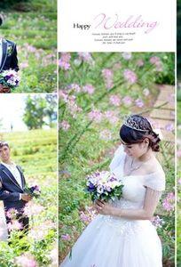 Studio Áo Cưới Hà My chuyên Trang phục cưới tại Tỉnh Thái Nguyên - Marry.vn