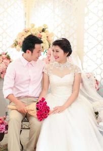 Thùy Dương Makeup chuyên Trang điểm cô dâu tại Hải Phòng - Marry.vn
