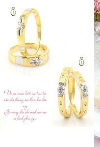 Vàng Bạc Long Loan chuyên Nhẫn cưới tại  - Marry.vn