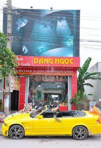 Studio áo cưới Dáng Ngọc chuyên Chụp ảnh cưới tại Tỉnh Nghệ An - Marry.vn