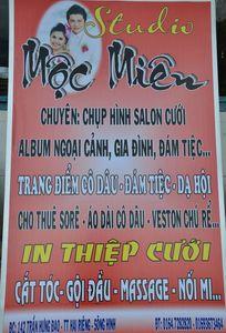 Studio Mộc Miên chuyên Chụp ảnh cưới tại Tỉnh Phú Yên - Marry.vn