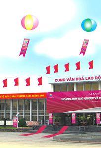 Cung Văn hóa lao động hữu nghị Việt Tiệp chuyên Nhà hàng tiệc cưới tại Thành phố Hải Phòng - Marry.vn