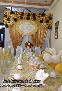 Cưới hỏi trọn gói Út Trang chuyên Nhà hàng tiệc cưới tại Đà Nẵng - Marry.vn