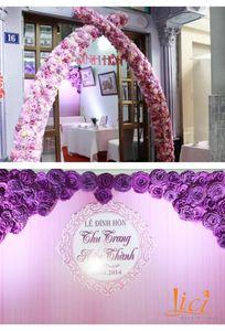Lici Decor & Flowers chuyên Hoa cưới tại Thành phố Hải Phòng - Marry.vn
