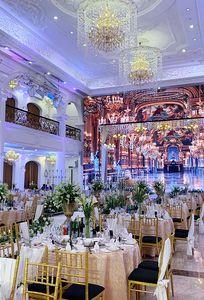 Sảnh tiệc Trung tâm tổ chức tiệc cưới và hội nghị Queen Bee