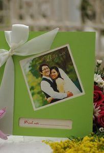 Thiệp cưới Sweetie chuyên Thiệp cưới tại  - Marry.vn