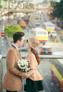 Kent's House chuyên Trang phục cưới tại Hà Nội - Marry.vn