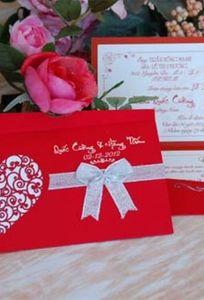 Thiệp cưới Tài An chuyên Thiệp cưới tại  - Marry.vn