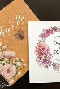 Thiệp cưới Gấu chuyên Thiệp cưới tại Hà Nội - Marry.vn