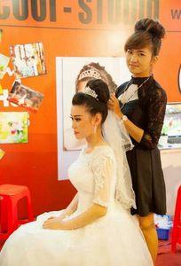 Ly Makeup chuyên Trang điểm cô dâu tại Tỉnh Ninh Bình - Marry.vn