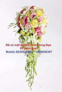 Blue Flower chuyên Hoa cưới tại Ninh Bình - Marry.vn