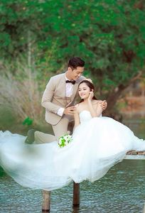 Áo cưới Toàn Thanh chuyên Trang phục cưới tại  - Marry.vn