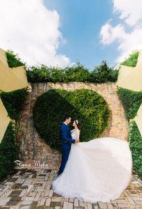 Fiancé Media chuyên Trang phục cưới tại  - Marry.vn