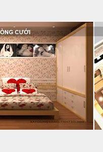 Thiết kế phòng cưới và Nội thất phòng cưới chuyên Dịch vụ khác tại Thành phố Hải Phòng - Marry.vn