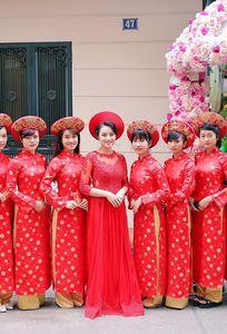 Cưới hỏi trọn gói Xuxe chuyên Thiệp cưới tại Hà Nội - Marry.vn