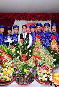 Cưới Hỏi Trọn Gói Thành Nam chuyên Wedding planner tại Hà Nội - Marry.vn
