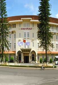 Duparc Hotel Dalat chuyên Trăng mật tại Lâm Đồng - Marry.vn