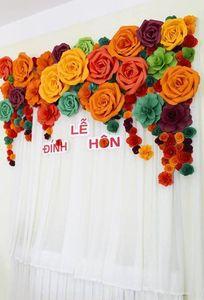 Hoa Giấy Thủ Công Đẹp chuyên Dịch vụ khác tại TP Hồ Chí Minh - Marry.vn