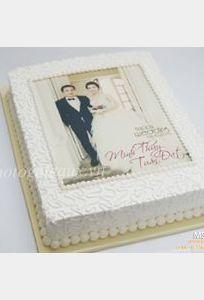 Photo Gateaux chuyên Nội thất cưới tại Hà Nội - Marry.vn