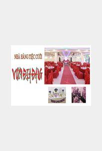 Nhà hàng vườn Địa Đàng chuyên Nhà hàng tiệc cưới tại Tỉnh Nghệ An - Marry.vn