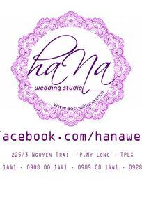 Áo Cưới Hana chuyên Chụp ảnh cưới tại Tỉnh An Giang - Marry.vn