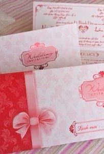 Thiệp cưới Như Ý chuyên Thiệp cưới tại Tỉnh Nghệ An - Marry.vn