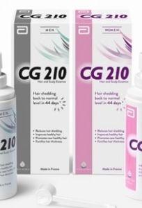 Tinh chất ngăn rụng tóc CG 210™ chuyên Dịch vụ khác tại  - Marry.vn