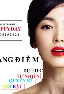 Happyday Makeup chuyên Dịch vụ khác tại  - Marry.vn