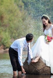 Áo Cưới QuynhRuby chuyên Chụp ảnh cưới tại Quảng Bình - Marry.vn