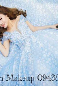 Hà Hin Makeup chuyên Trang điểm cô dâu tại  - Marry.vn