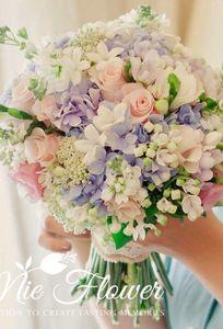 Mie Flower chuyên Hoa cưới tại Thành phố Hồ Chí Minh - Marry.vn